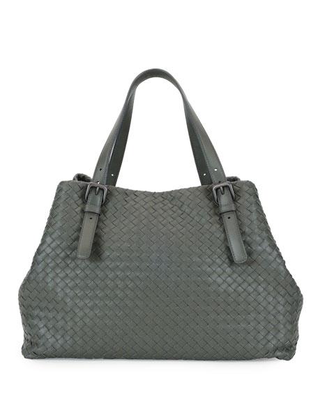 c1318d293e6e Bottega Veneta Large Woven A-Shape Tote Bag