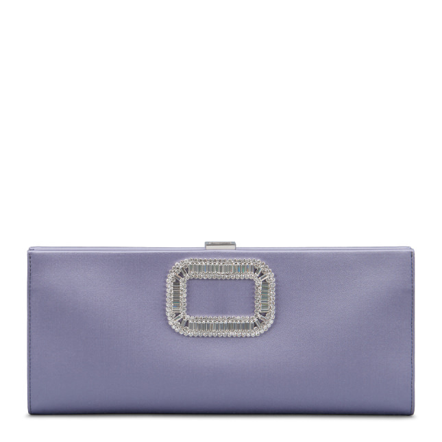 Its sophisticated lines and details make the Pilgrim clutch bag the  smartest choice for a chic night out. Made in Italy Women s Pilgrim Roger  Vivier Clutch ... b66280ef39f2a