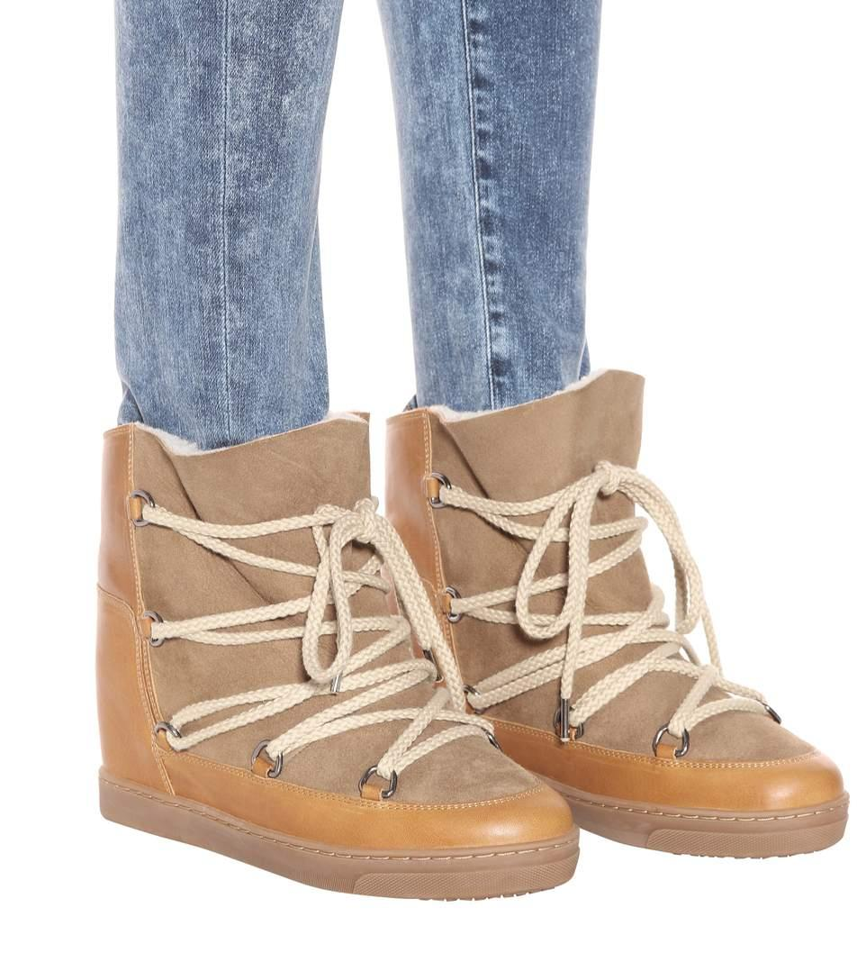 hot sale online shades of latest fashion Nowles Ankle Boots in Camel