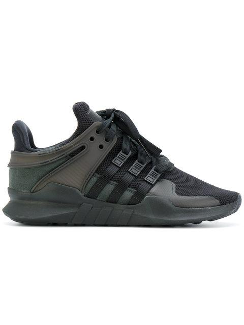 Women's Eqt Support Adv Casual Shoes, Black