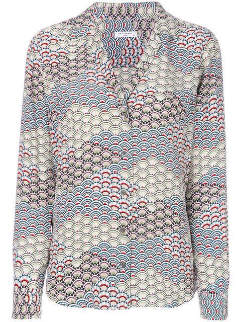 b04171af34ce9 Equipment Adalyn Long-Sleeve Silk Blouse