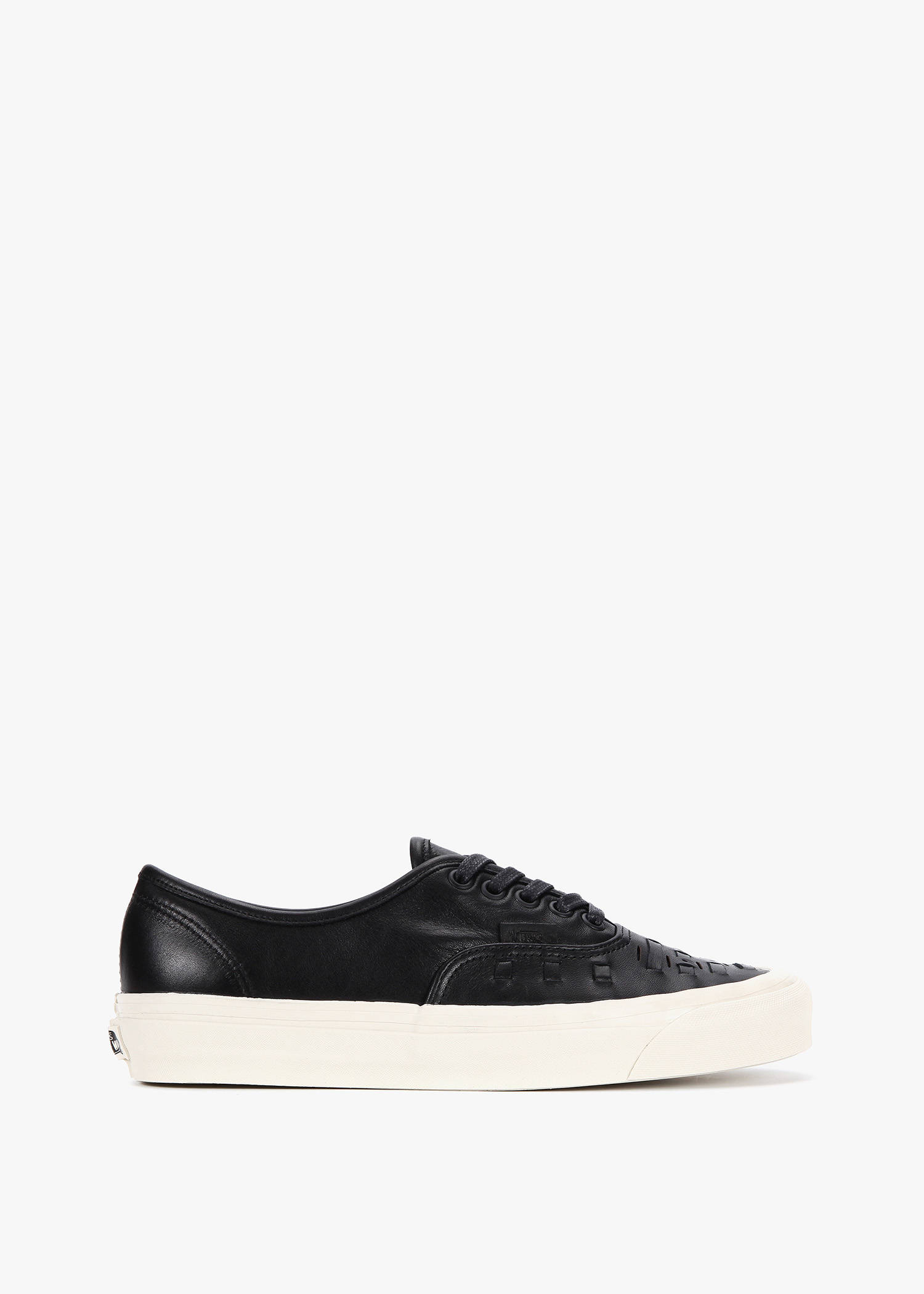 d70d96f539 Vans Ua Classic Slip-On Weave Dx In (Leather) Black
