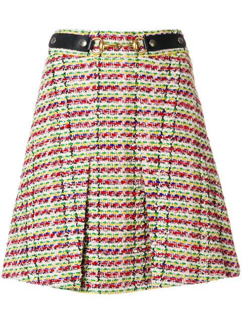 4672b8c7 Tweed Skirt in 4841
