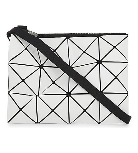 a2f637eef2 Bao Bao Issey Miyake Lucent Basic Mini Shoulder Bag In Silver