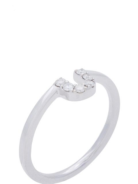 ALISON LOU U DIAMOND STACK RING,ALRS20Y12191890
