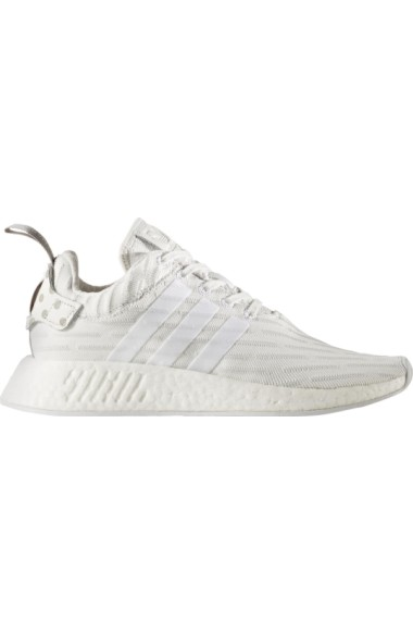 0648a9acf Adidas Originals Nmd R2 Running Shoe In Clear Granite  White  White ...