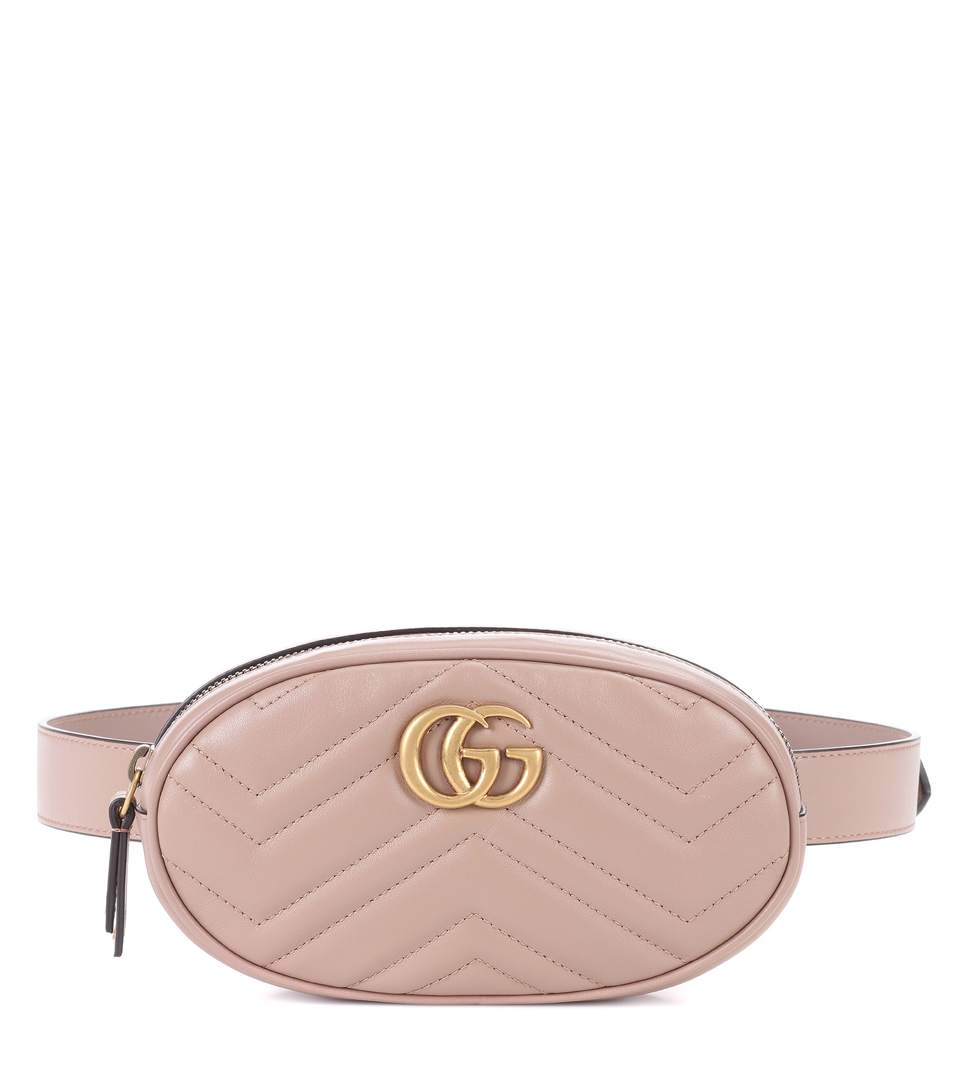 f1e20fc102f Gucci Gg Marmont 2.0 Matelasse Leather Belt Bag - Beige In Neutrals ...