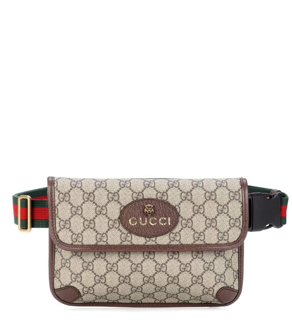 ec5475796603 Gucci Men's Neo Vintage Belt Bag/Fanny Pack In Brown | ModeSens