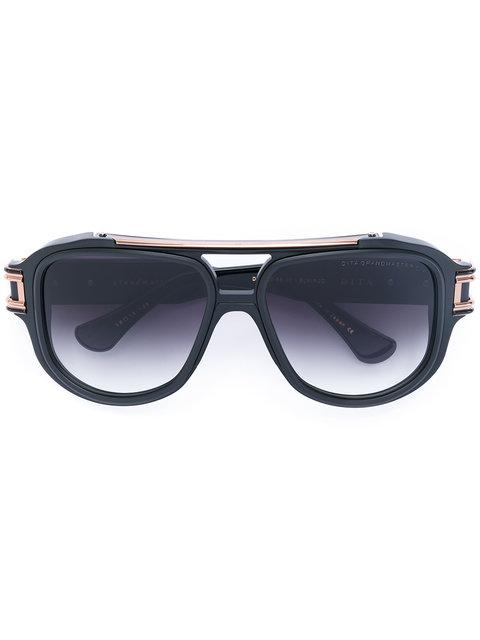 a244aca14074 Dita Eyewear Grandmaster Six Sunglasses - Black. Farfetch