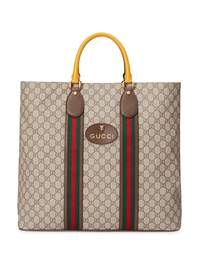 Gucci Leather GG Marmont Mini Chain Bag - Lyst