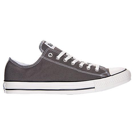 520bb2579816 Converse Women s Chuck Taylor All Star Double Tongue Feather Casual  Sneakers From Finish Line In Grey