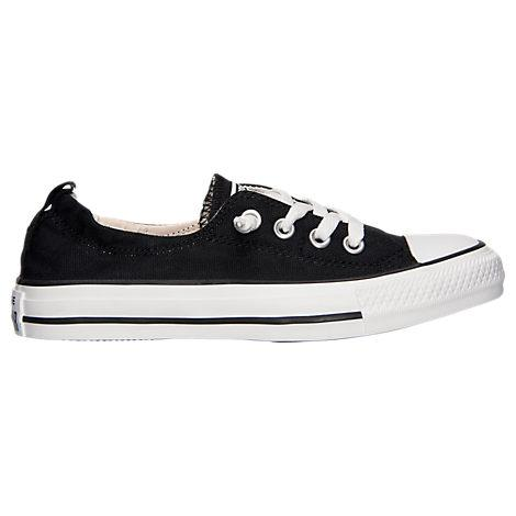 1a52933f74addd Converse Women s Chuck Taylor Shoreline Casual Sneakers From Finish Line In  Black