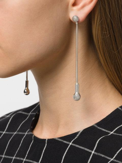 Pamela Love Sol Earrings - Metallic