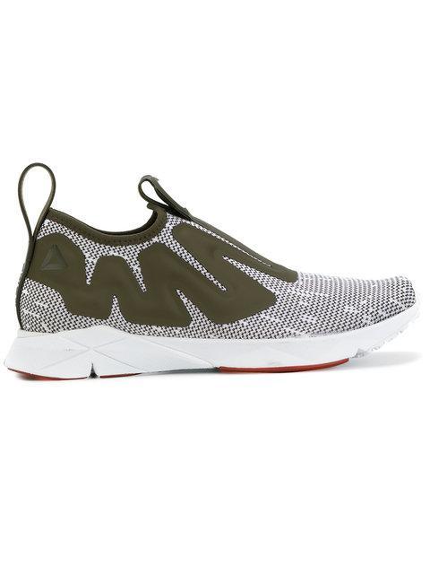 9cce43c6510 Reebok Pump Supreme Sneakers - Grey