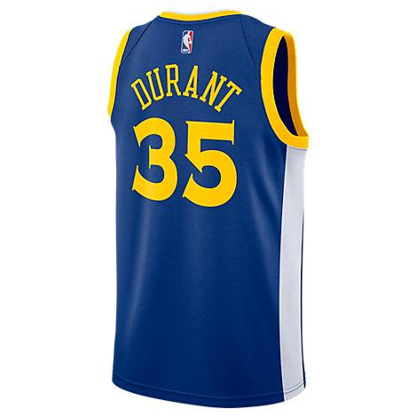 1e151ceff86a Nike Men s Golden State Warriors Nba Kevin Durant Icon Edition Connected  Jersey