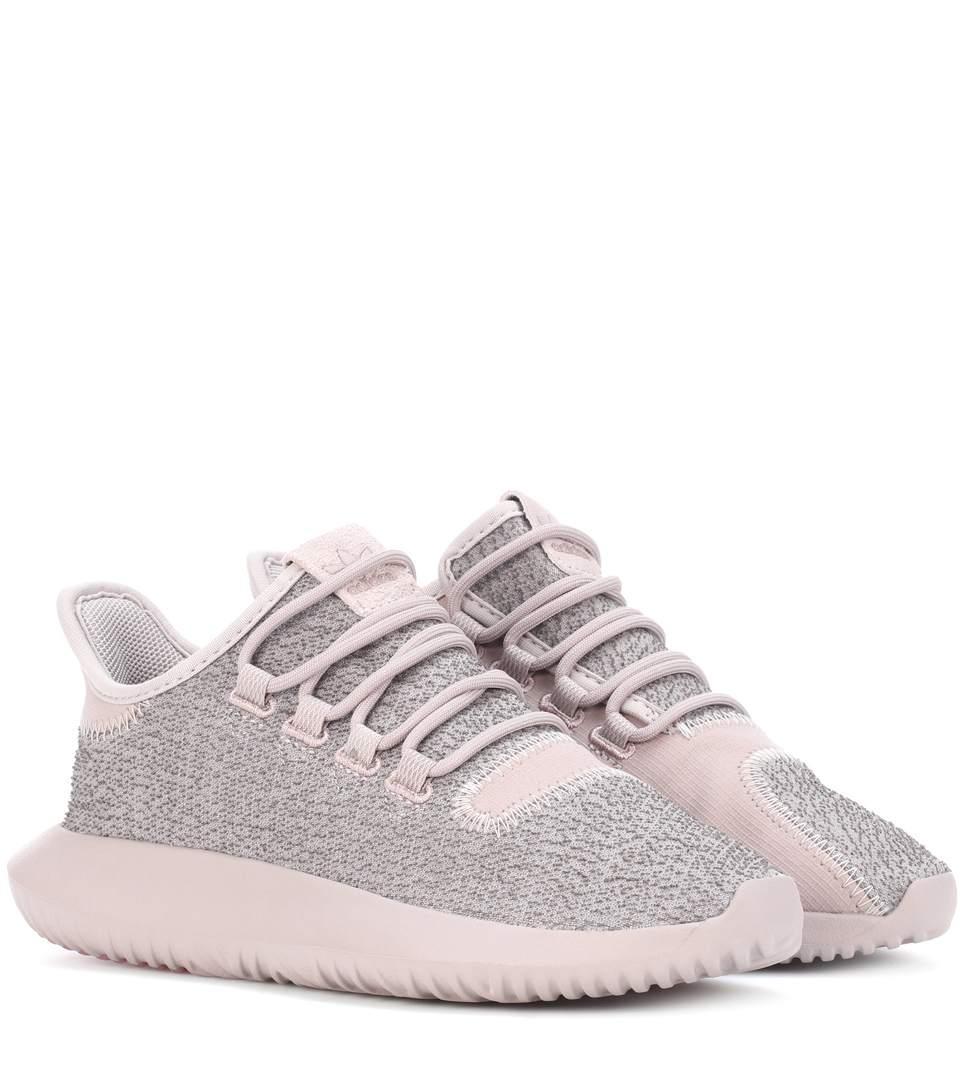 low priced 2f3b6 4dbe6 Adidas Originals Tubular Shadow Sneakers In Grey