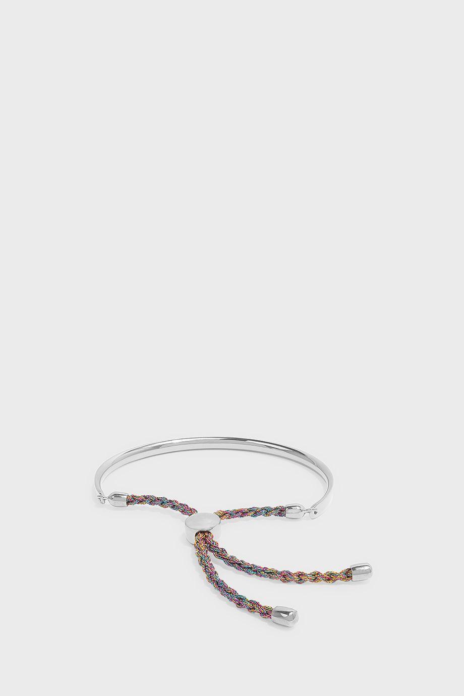 1ff99274b420f Rainbow Metallica Petite Fiji Friendship Bracelet in Multi