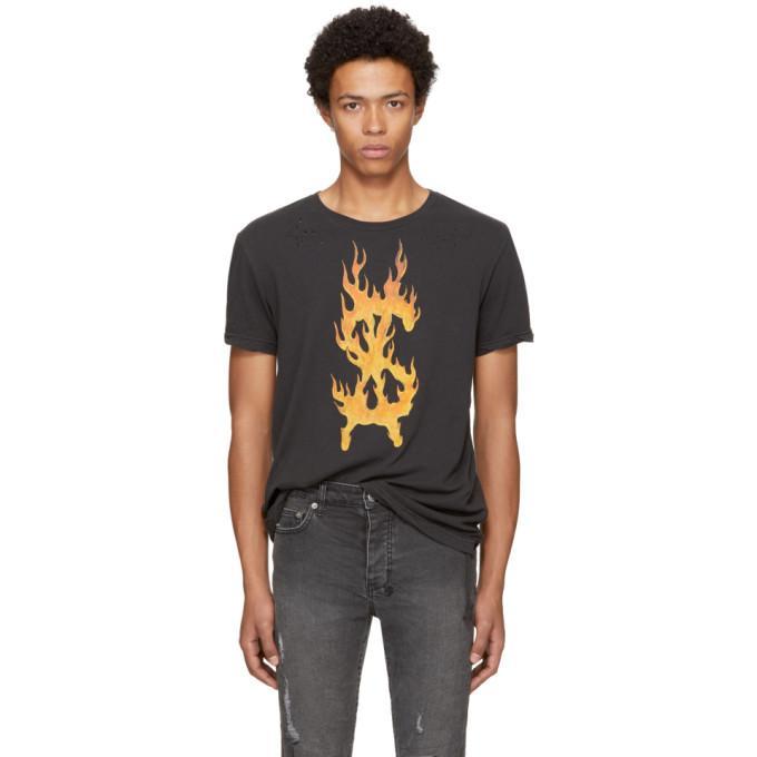 Ksubi X Travis Scott Flaming Dollar T Shirt In Vintage Blk Modesens Posted by u/deleted 1 year ago. x travis scott flaming dollar t shirt in vintage blk