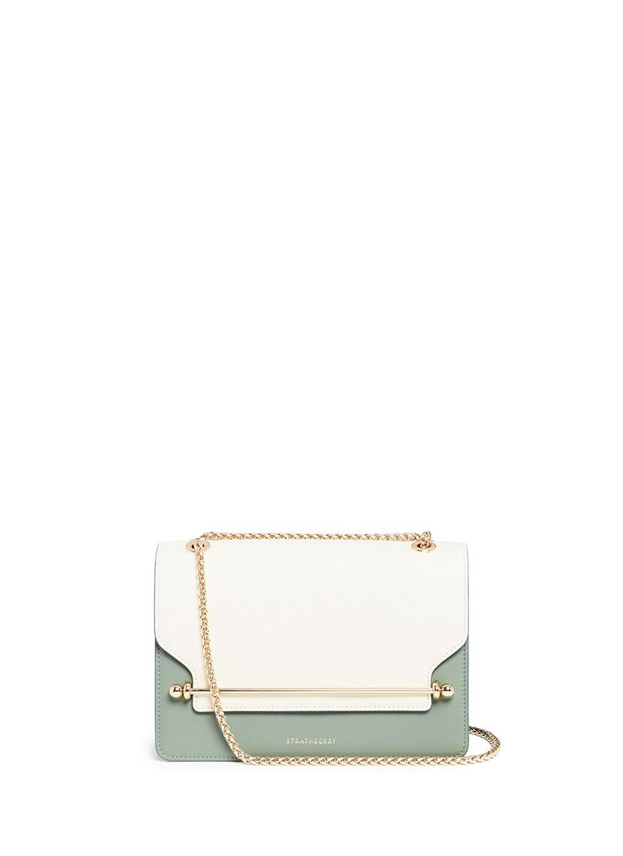 b9100e42469b Strathberry 'East/West' Tri-Colour Leather Crossbody Bag | ModeSens