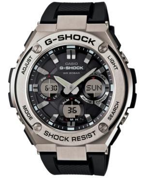 86c001174e0a G-Shock  G-Steel  Ana-Digi Resin Strap Watch