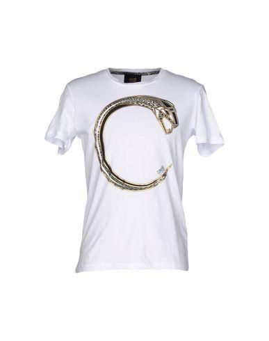 44fc4364 Class Roberto Cavalli T-Shirts In White | ModeSens