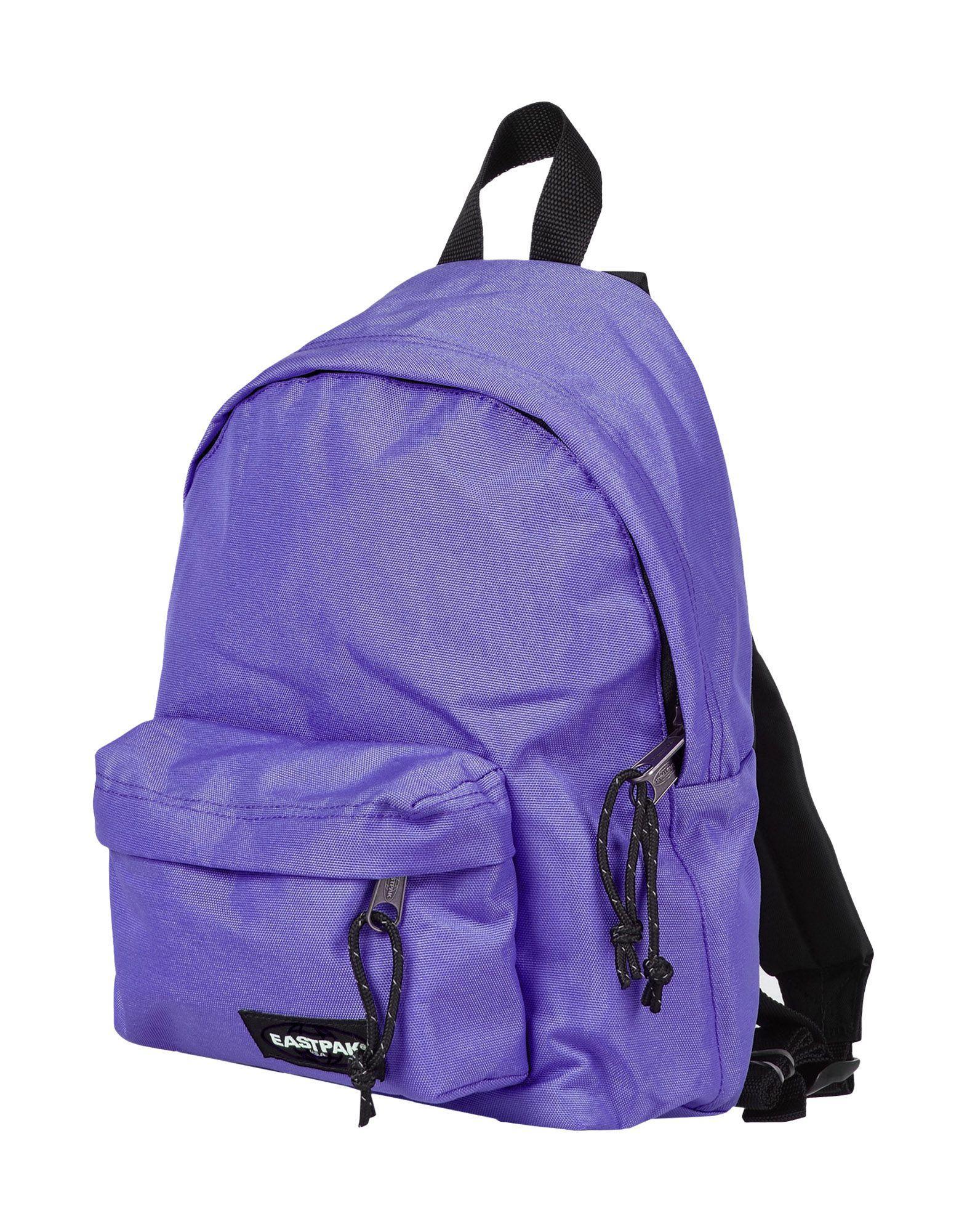 Eastpak Backpack   Fanny Pack In Purple