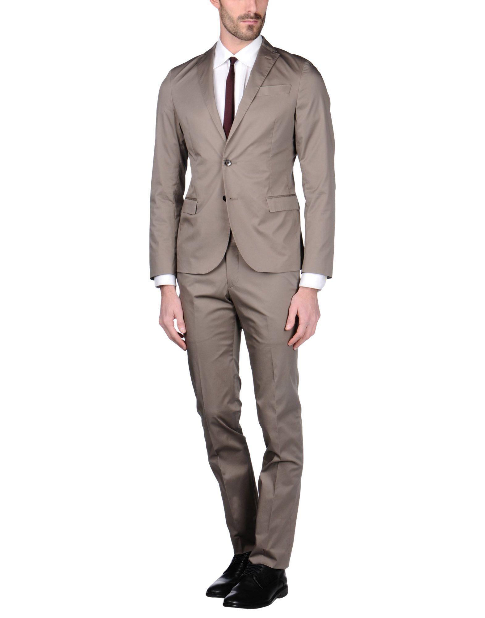 buy popular bfa9c fd942 Suits in Dove Grey