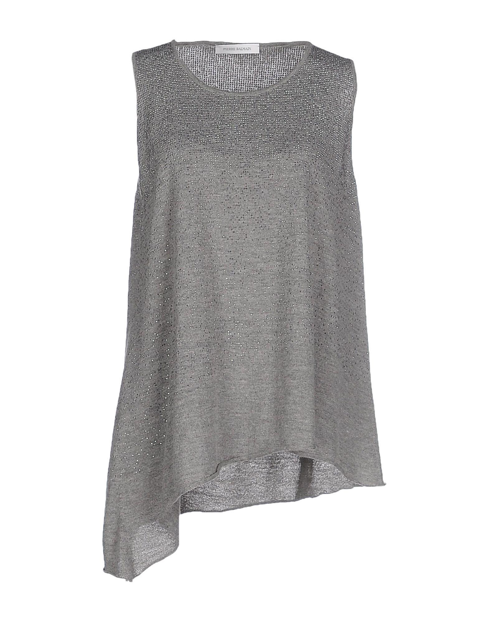 7640c502 Pierre Balmain Sweater In Grey | ModeSens