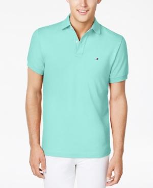Tommy Hilfiger Mens Classic-Fit Ivy Polo
