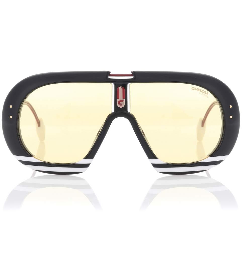 a6c650d91bca1 Carrera Ski-Ii Aviator Sunglasses In Black