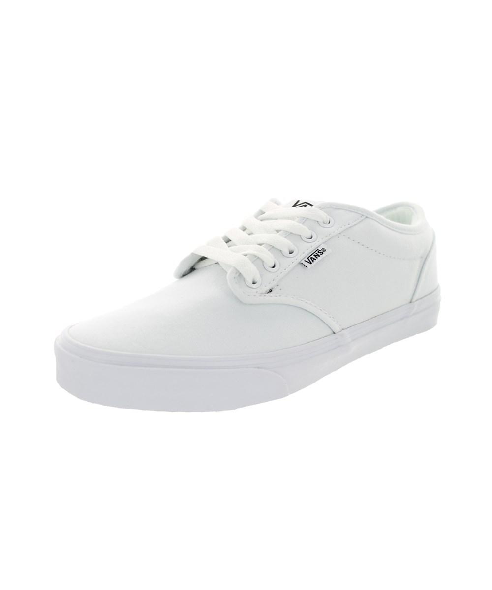 Vans Men's Atwood (canvas) Skate Shoe In White   ModeSens