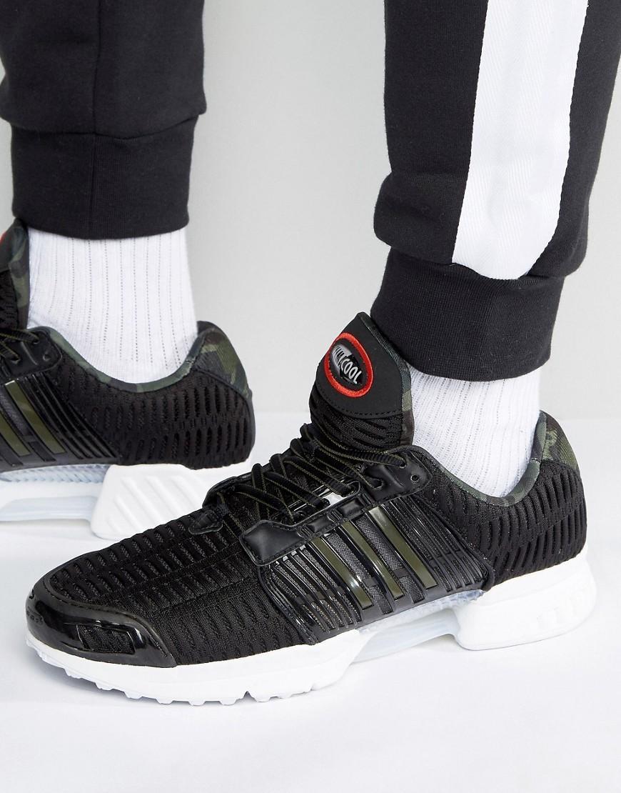 Climacool 1 Sneakers In Black Ba7177 - Black