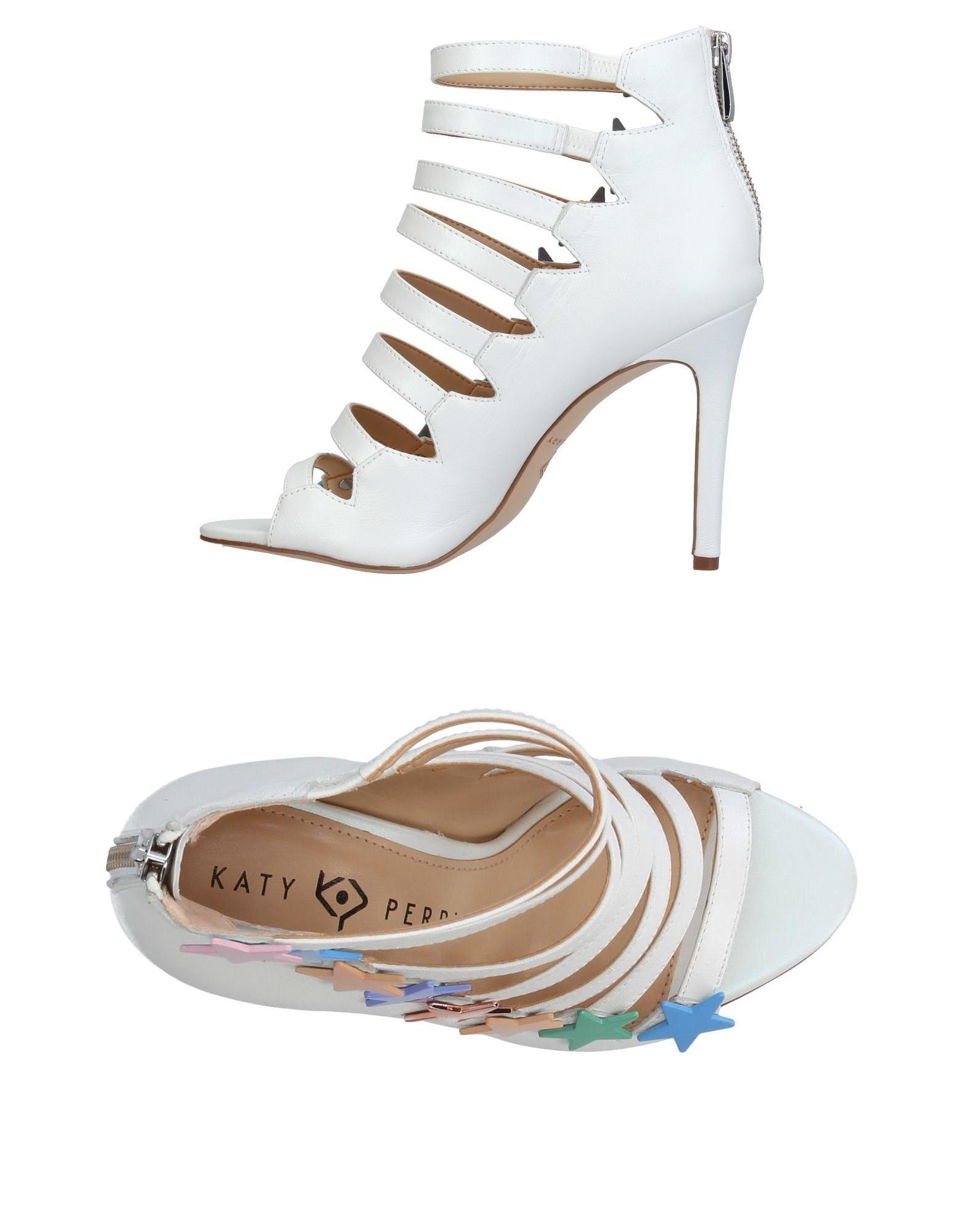 4432a2b15e0b Katy Perry Sandals In White