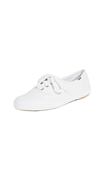 7ea5852d9a7 Keds Champion Core Sneakers In White