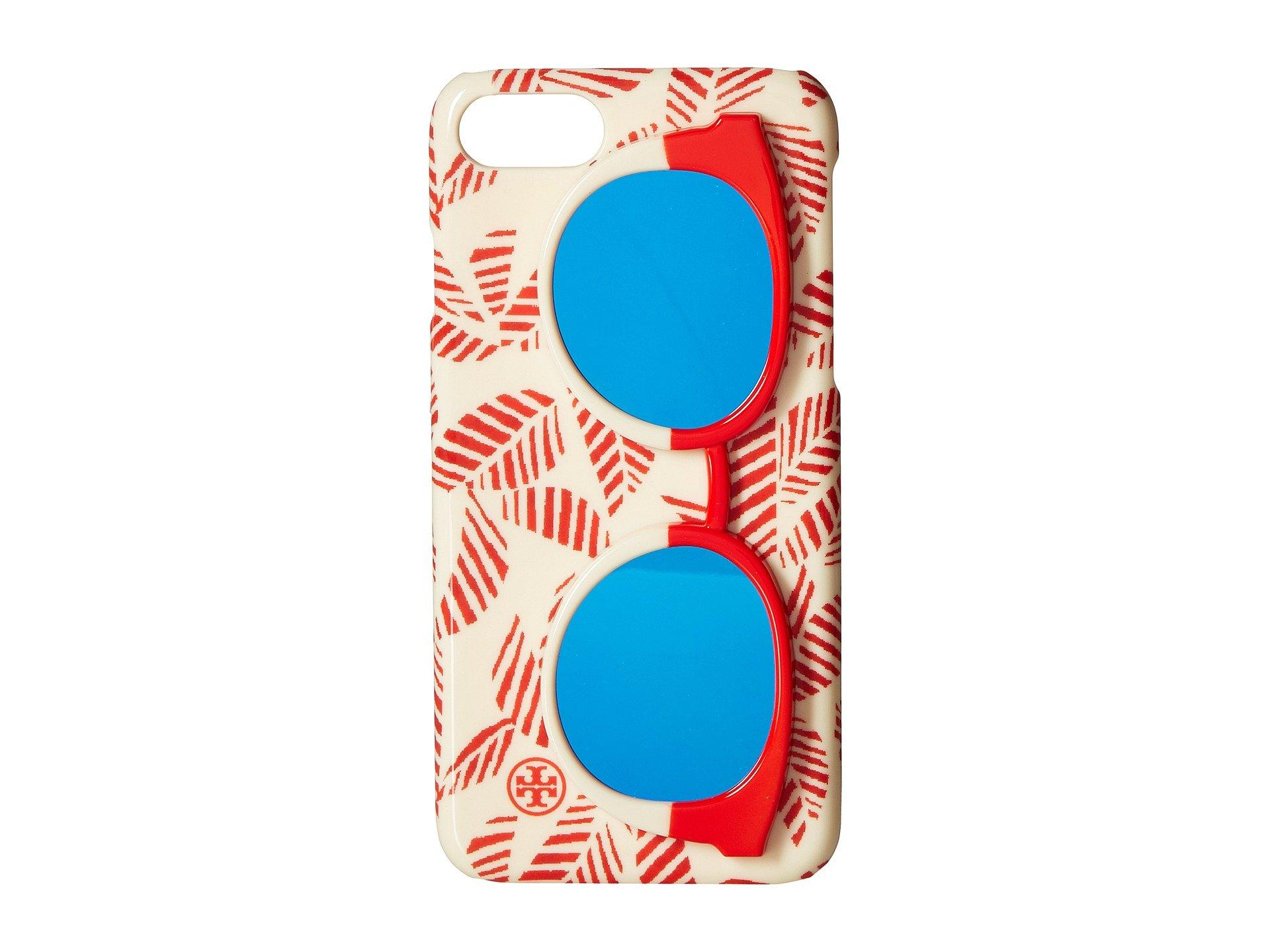 9c808ffd1 Tory Burch Mirror Sunnies Case For Iphone 7 In Palmetto