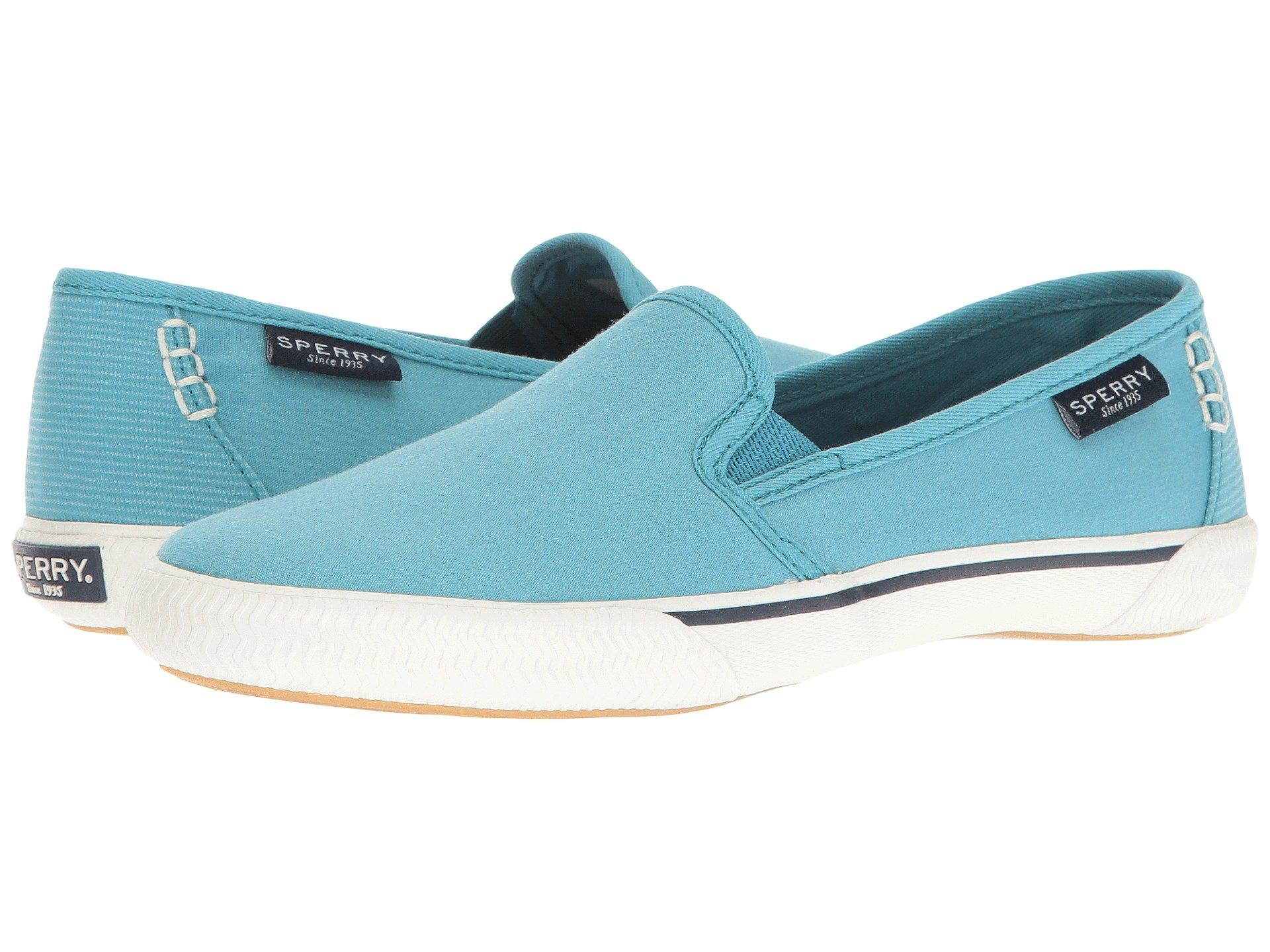 hot sale online on feet images of classic styles Sperry , Teal | ModeSens