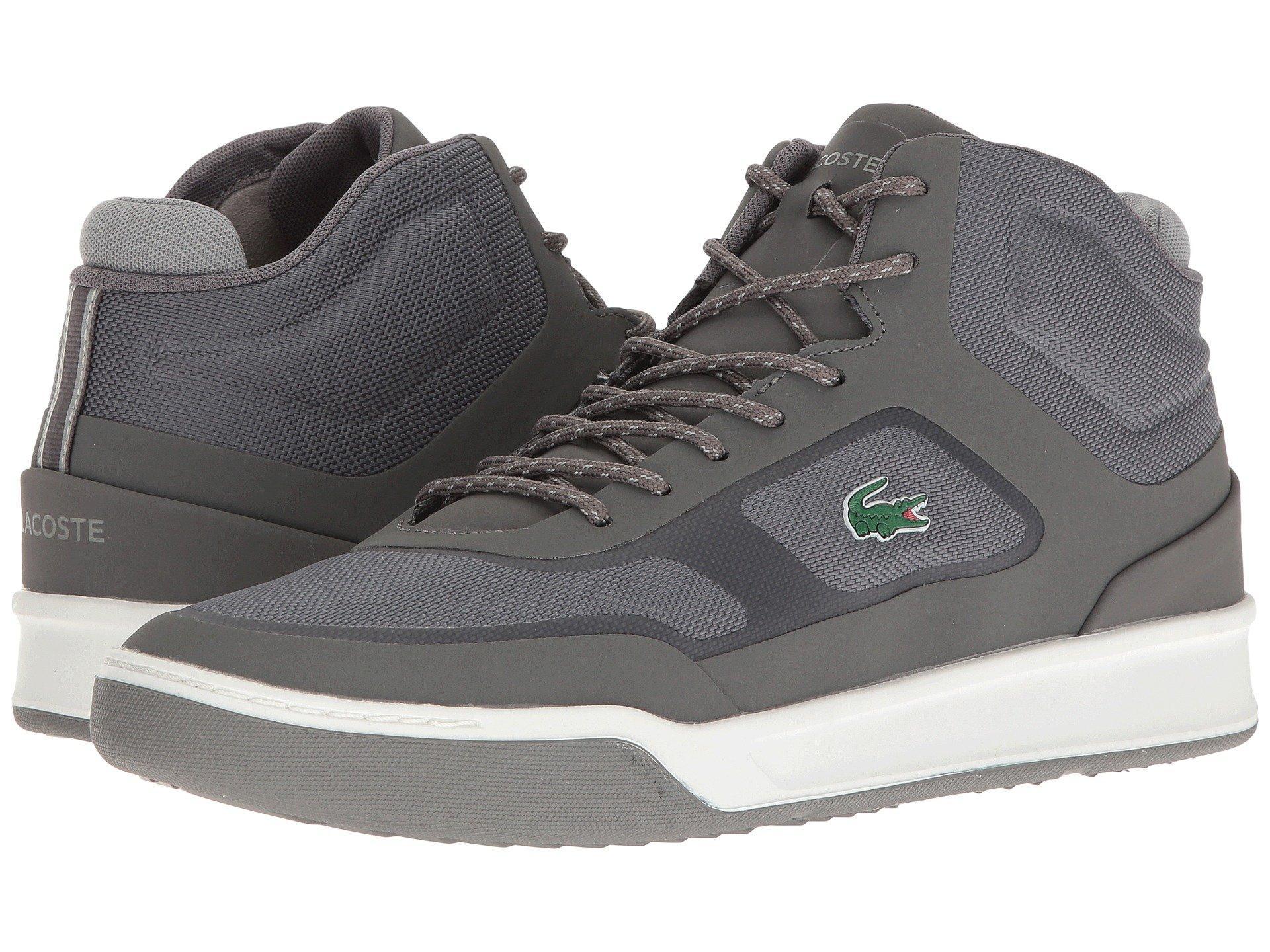Lacoste Explorateur SPT MID 317 Blau 734CAM0021092 Sneaker
