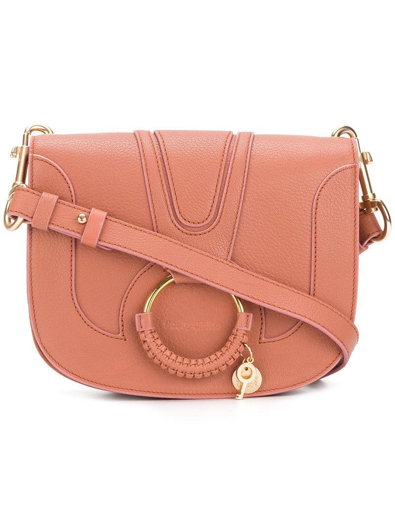 6132f45c See By Chloé Hana Medium Bag - Farfetch in Pink