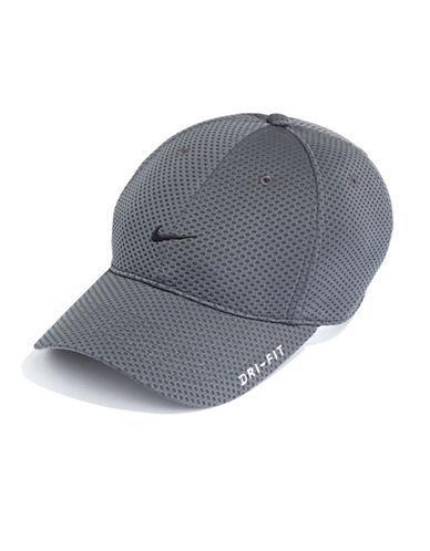d93bcc8c5baf9 Nike Tailwind 6-Panel Baseball Cap-Grey