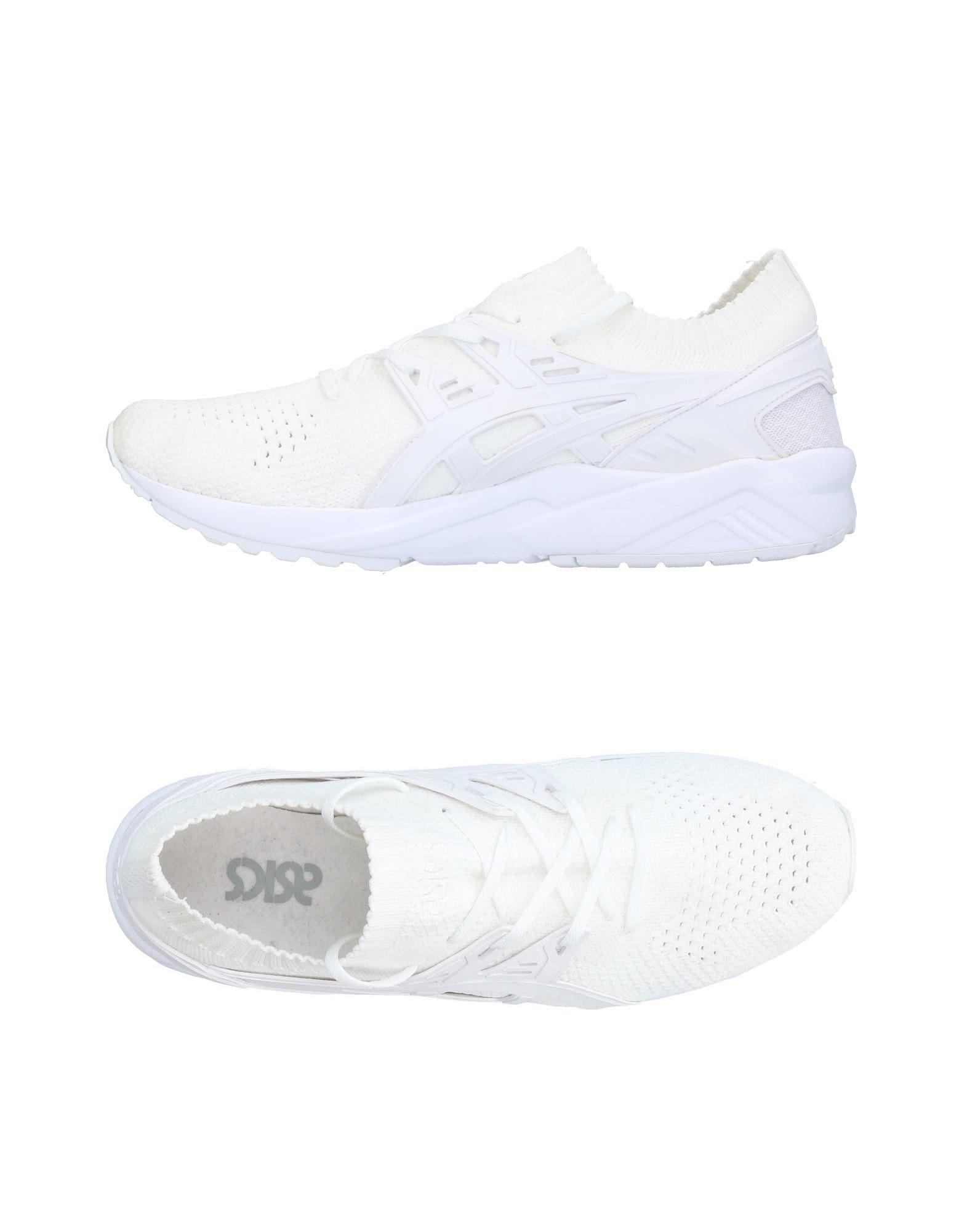 new arrival 12ffe 821e2 Men's Gel-Kayano Trainer Knit Low Casual Shoes, White