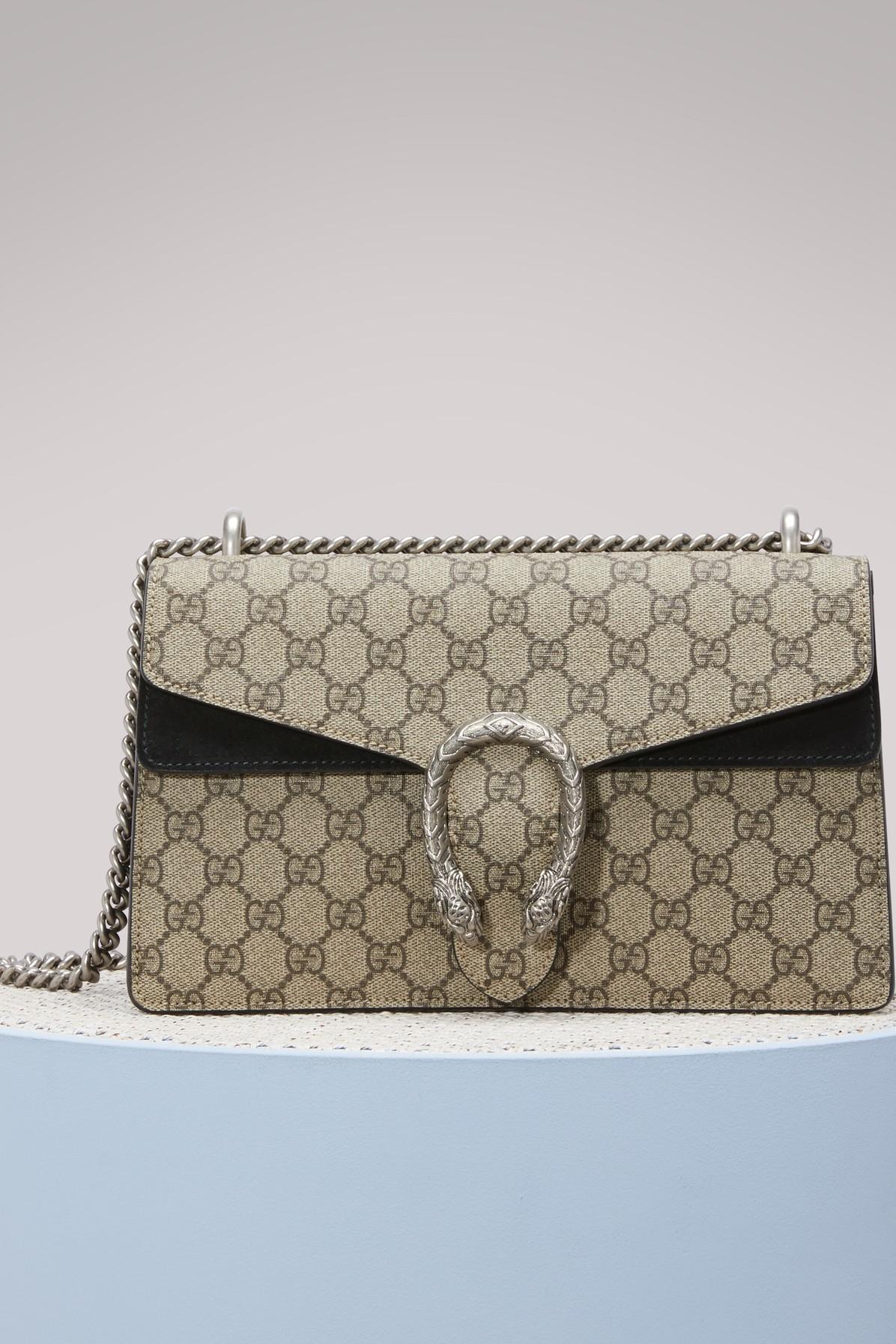 dade2e7d91d Gucci Dionysus Gg Supreme Mini Shoulder Bag