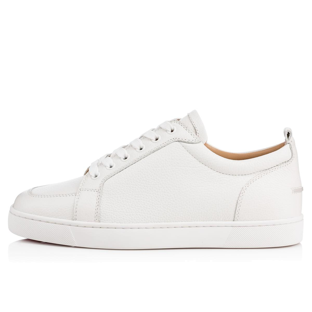 super popular 94218 84e26 Louis Junior Spike-Embellished Leather Trainers in Wh01 White