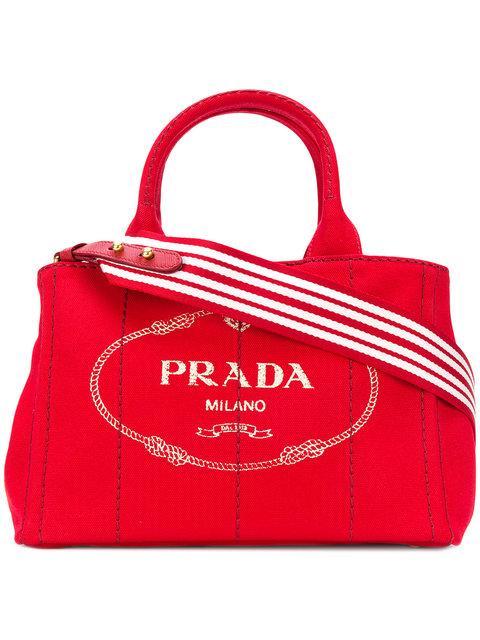 8b3c85d346b2 Prada Handbag Shoulder Bag Women In Red   ModeSens