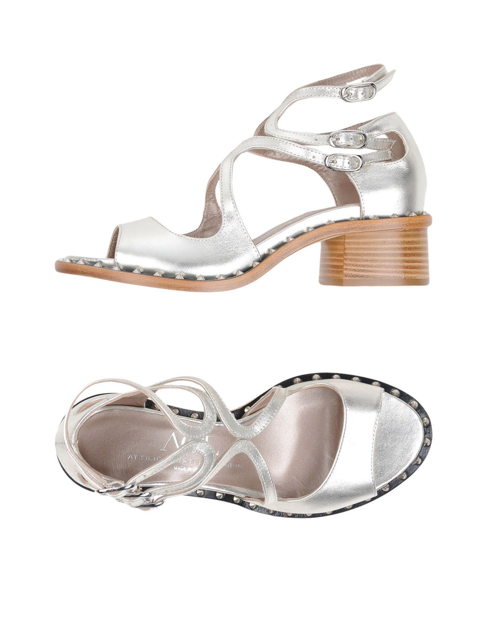 817312d8f4e Agl Attilio Giusti Leombruni Sandals In Platinum