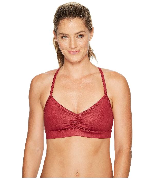 Sunny strappy bra