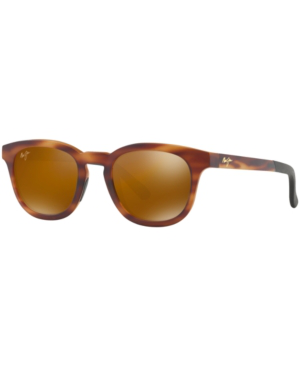 2419dc0561 Maui Jim Koko Head 48Mm Polarizedplus2 Sunglasses - Matte Tortoise  Hcl  Bronze In Tortoise Matte