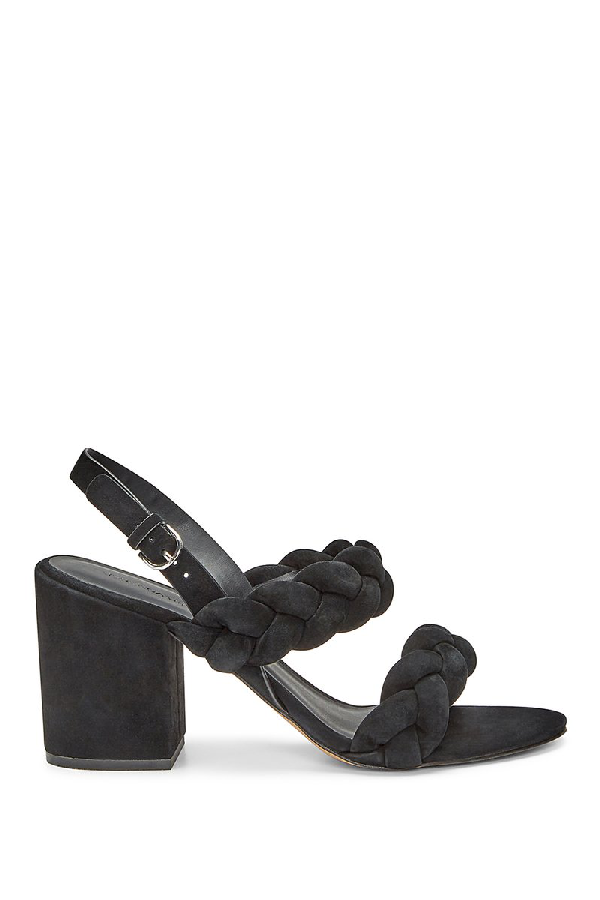 0e493b0ae86 Rebecca Minkoff Women s Candace Suede Slingback Block Heel Sandals ...