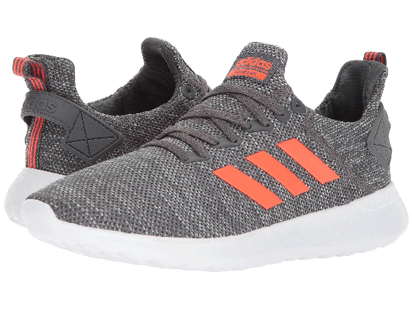 Cloudfoam Lite Racer Byd, Grey Five/solar Red/white