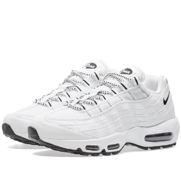 buy online 32b83 ca2fa Nike Men. NIKE. Men s Air Max 95 Running Sneakers From Finish Line ...