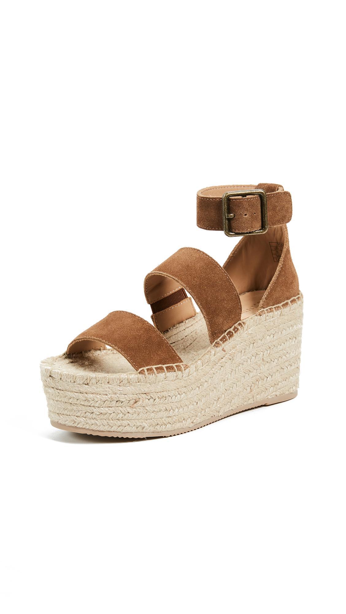 bc5d32513b61 Soludos Palma Platform Espadrille Sandal In Walnut